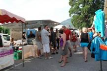 marché d'été 2013