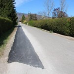 Fin des travaux route de Magnonnet