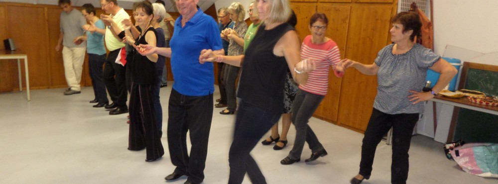 Reprise d 39 activit s des cours de danse de salon commune for Danse de salon annecy