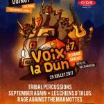 Festival Voix La Dun