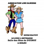 FULL COUNTRY : Reprise des cours