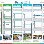Calendrier 2018 de la mairie ...