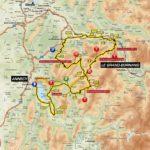 Etape du tour de France : Fermetures de la circulation sur la RD1508  d'Annecy à Doussard