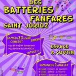 45eme Festival des Batteries Fanfares