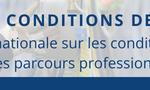 ENQUÊTE «CONDITIONS DE TRAVAIL»